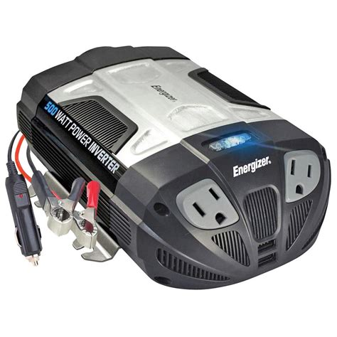 Power Bell 500 Watt energizer power inverter 500 watt 578291 power inverters at sportsman s guide