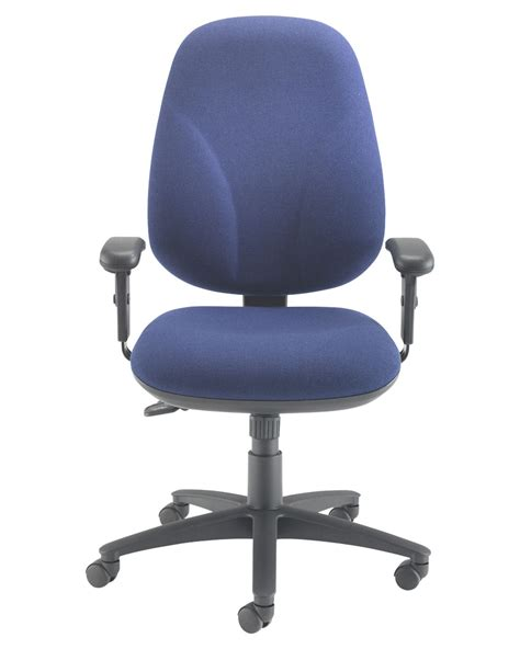 concept maxi asynchro office chair adjustable arms 24h