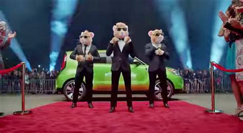 2014 Kia Soul Hamster Commercial All New 2014 Kia Soul Commercial W Hamsters Is Here