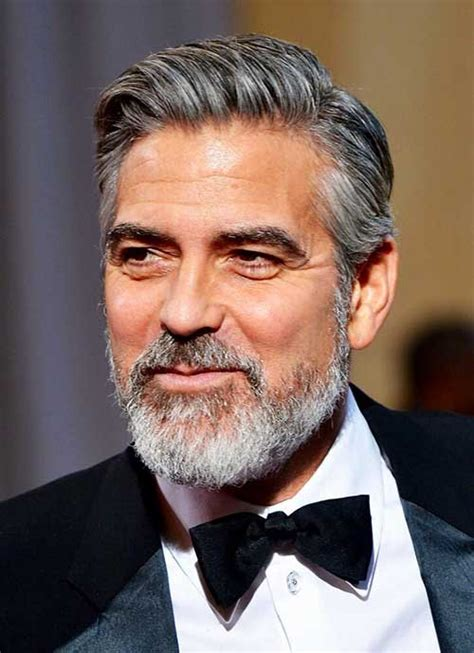 what haircut style is howard starks 25 george clooney hairstyles mens hairstyles 2018