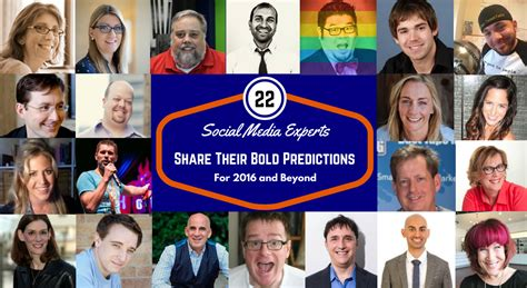 the future is waiting bold predictions about how the future will look like books 22 social media experts their bold predictions for