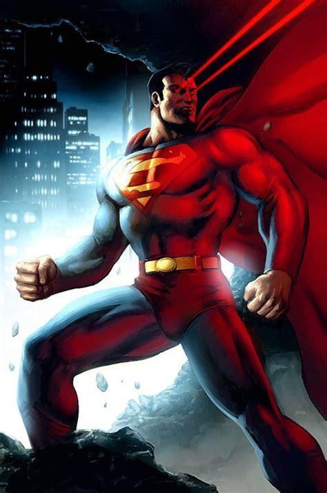 painting superman superman comic book inspired artwork designrfix