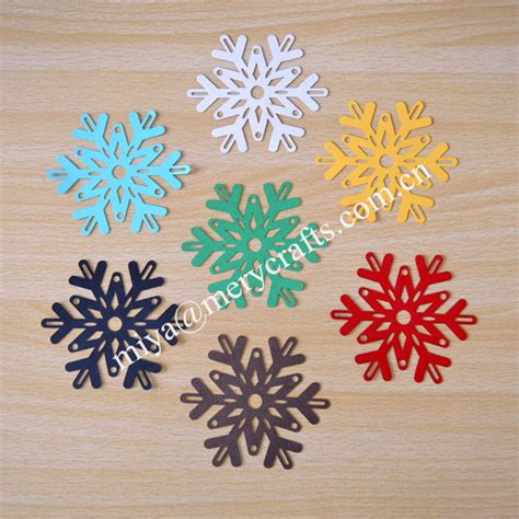 stock christmas laser cut paper snowflakes chain garland