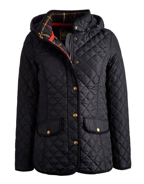 Joules Black Quilted Jacket by Joules Marcotte Womens Hooded Quilted Jacket Black Ebay
