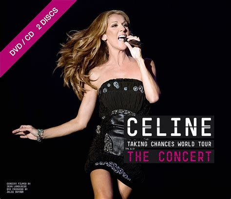 biography celine dion dalam bahasa inggris taking chances world tour the concert wikipedia bahasa