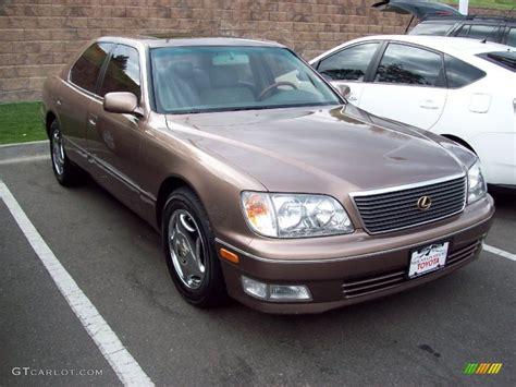 lexus brown 1998 copper brown pearl metallic lexus ls 400 53279693
