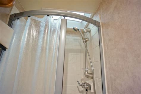 shower curtain for travel trailer 152 best images about cing travel trailer mods on