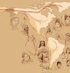 where did indians get americans could come from europe reveals dna