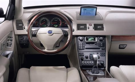 electric and cars manual 2003 volvo xc90 interior lighting car and driver