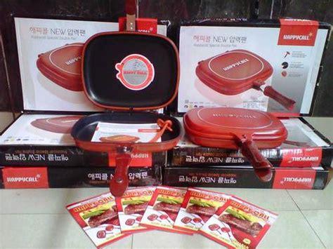 Panci Serbaguna Happy Call happy call panci masak pen korea gift merah menarik