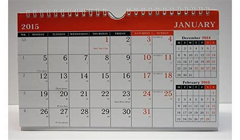 3 month desk calendar abbeyshake calendars