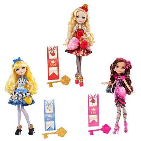after high doll sets after high royal dolls wave 2 set mattel