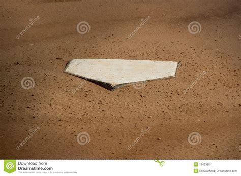 baseball home base royalty free stock images image 1246529