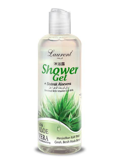 Laurent Shower Gel 250ml shower gel aloe vera 250ml laurent cosmetics