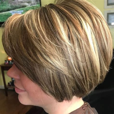 textured bob hairstyle photos layered swing bob haircut pictures haircuts models ideas