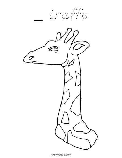 D Nealian Coloring Pages by Iraffe Coloring Page D Nealian Twisty Noodle