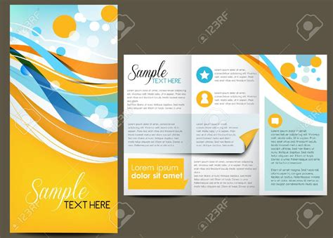 free layout design brochure free brochure templates brickhost page 80