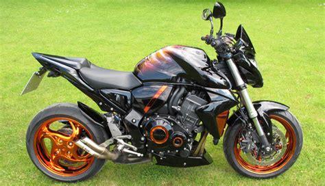 Motorrad Tuning Honda Cb1000r by Cb1000r Umbau Modellnews