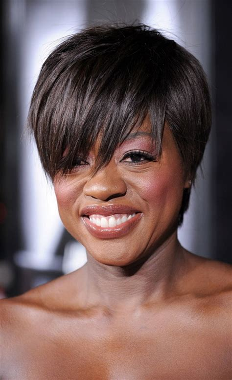 pic of black women over 50 with natuaral hair short haircuts for black women over 50