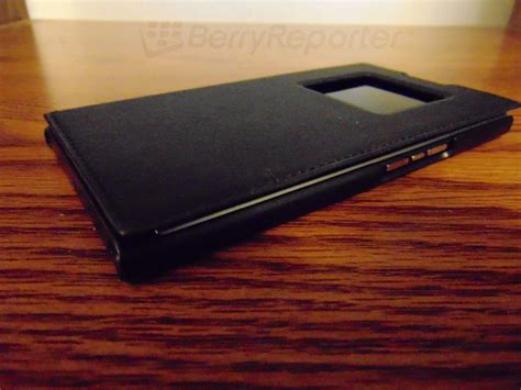 Flip Cover Bb Torch 9630 check out the blackberry leather smart flip cover for the