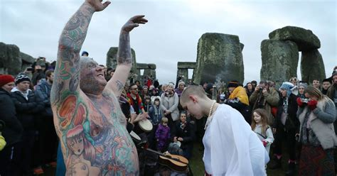 day  winter solstice celebrated  pagans