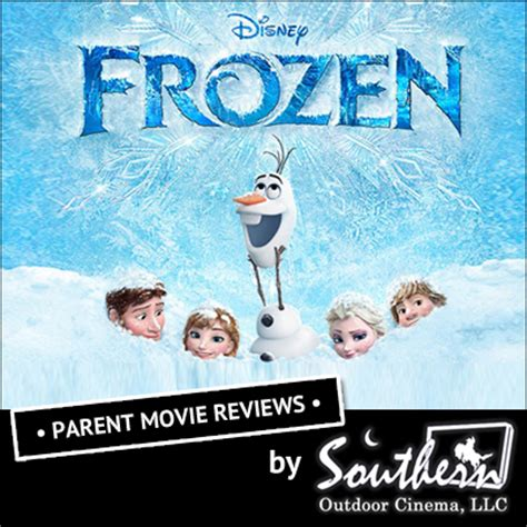 frozen film rating parental movie review of quot frozen quot by southern outdoor cinema