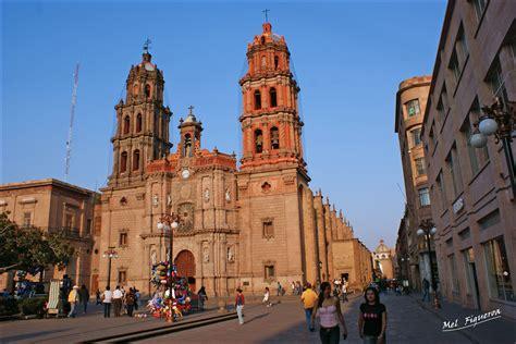 colonial charm of san luis potosi mexico visitmexico catedral san luis potosi random pinterest