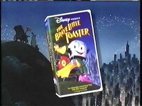 The Brave Little Toaster 1994 Vhs Opening To Alice In Wonderland 1994 Vhs Version 1 Youtube