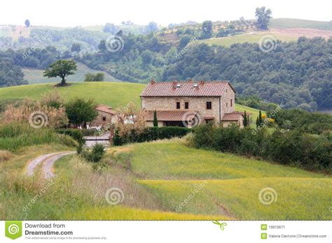House Plans European italian country villa in tuscany stock image image 19913671
