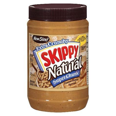 Skippy Chunky Peanut Butter skippy 174 chunky peanut butter 40oz target