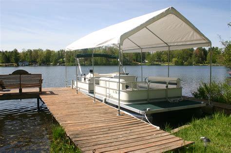 how to dock a pontoon boat in a slip duckblind resorts amenities