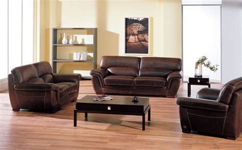 Real Leather Sofa Sets Genuine Leather Sofa Sets Montbrook Traditional Brown Genuine Leather Sofa Set Rolled Arms