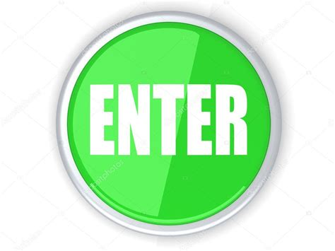 to enter enter button stock photo 169 spectral 5511723