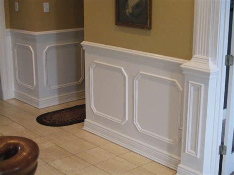 Dining Room Chair Rail Ideas work portfolio wall trim moldings and design