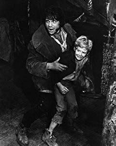 OLIVER REED AS BILL SIKES, MARK LESTER AS OLIVER TWIST