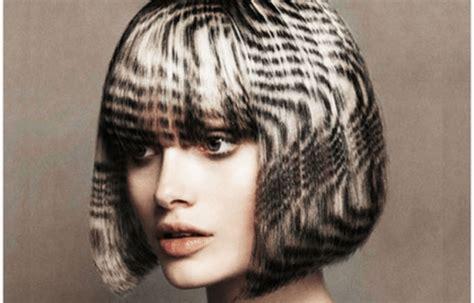 diamond pattern hair color окрашивание волос в два цвета в домашних условиях
