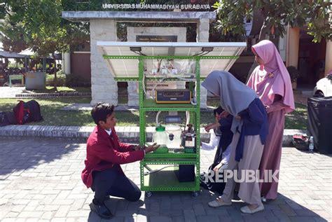 Lu Tenaga Air Garam hebat mahasiswa ciptakan pengolah air laut jadi garam