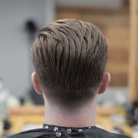 hair tapers at the back 8 taper fade haircuts