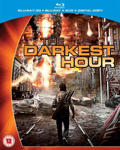 darkest hour blu ray the darkest hour 3d 3d blu ray 2d blu ray and digital