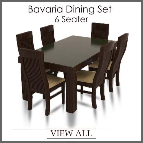 dining table sets 6 chairs 20 inspirations 6 seat dining table sets dining room ideas
