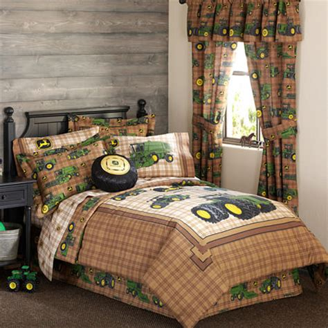 tractor bedding set rustic bedding and decor