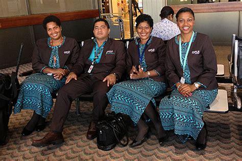 Fiji Airways Cabin Crew by Fiji Airways Commences New Cabin Crew Recruitment Mai