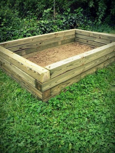 Raised Bed Garden Layout Best 25 Raised Garden Bed Design Ideas On Pinterest