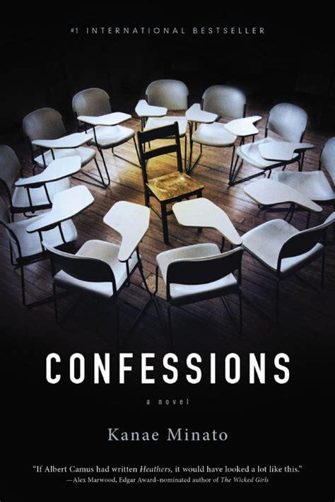 confess a novel confessions by kanae minato review toronto