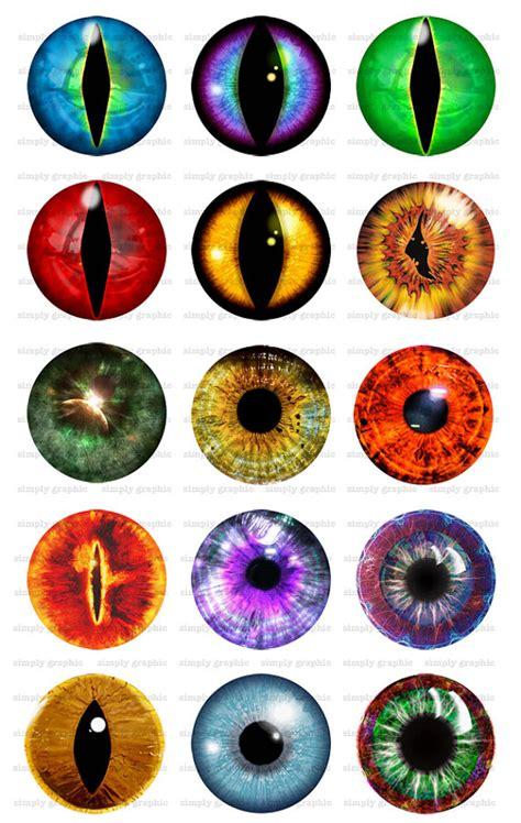 printable animal eyes animal eyes creepy halloween eyeball evil by