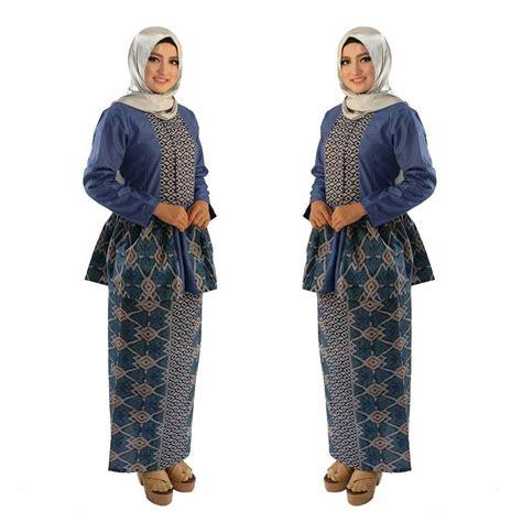 Baju Batik Cantik Elegan model baju batik cantik dan elegan yang fresh dan koleksi model baju batik pesta yang elegan dan