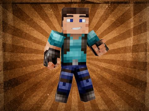 cinema 4d character template 3d lib4d minecraft rig template