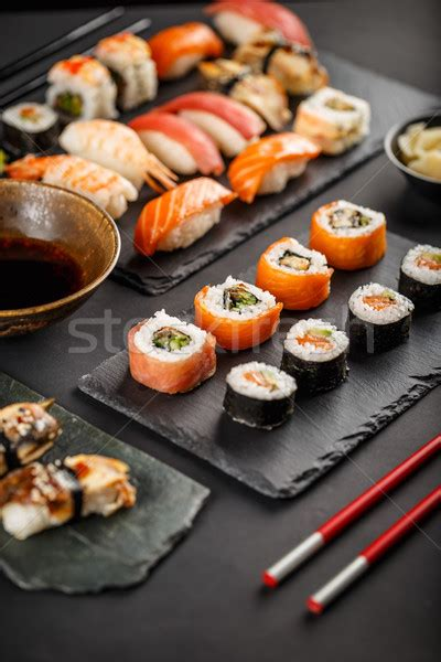 Sweet Sight Sushi Cookies by Sushi Stock Photos Stock Images And Vectors Stockfresh