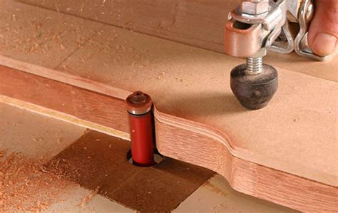 routing   template finewoodworking