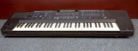 Keyboard Roland E70 roland e70 76 key la synthesizer keyboard with soft carrying ebay